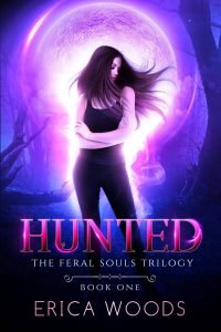 Cover: Hunted by Erica Woods