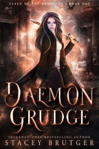 Daemon Grudge by Stacey Brutger