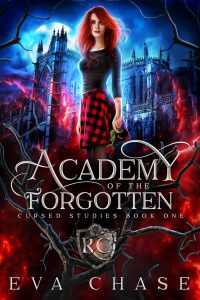 Academy of the Forgotten by Eva Chase
