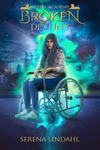 Broken Destiny by Serena Lindahl