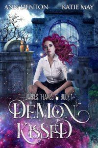 Demon Kissed by Katie May