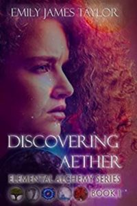 Discovering Aether by Emily James Taylor