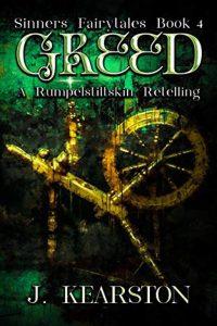 Greed by J. Kearston