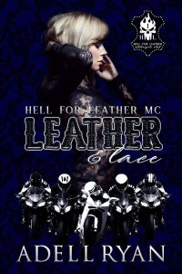 Leather & Lace by Adell Ryan