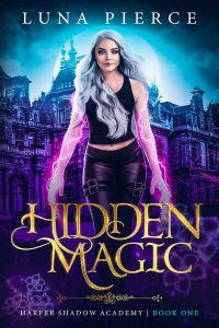 Hidden Magic by Luna Pierce