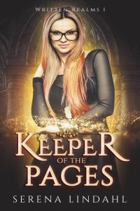 Keeper of the Pages by Serena Lindahl
