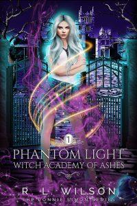 Phantom Light By R.L. Wilson