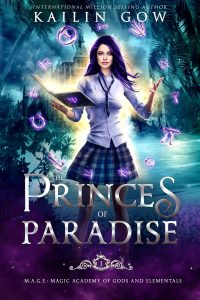 Princes of Paradise by Kailin Gow