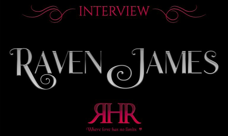 Author Interview with Raven James