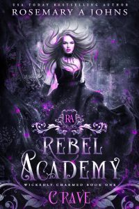 Rebel Academy by Rosemary A Johns