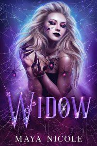 Widow by Maya Nicole