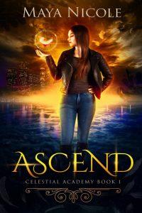 Ascend by Maya Nicole