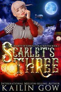 Scarlet's Three by Kailin Gow