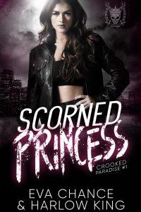 Scorned Princess by Eva Chance & Harlow King