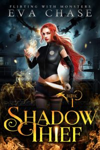 Shadow Thief by Eva Chase