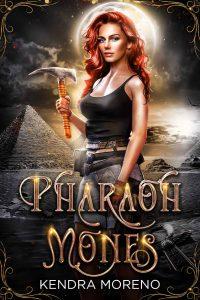 Pharaoh-mones by Kendra Moreno