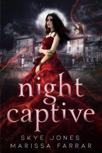 Night Captive by Marissa Farrar and Skye Jones