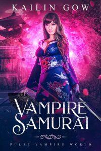 Vampire Samurai by Kailin Gow