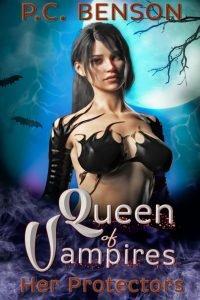 Queen of Vampires by P. C. Benson
