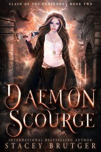 Daemon Scourge by Stacey Brutger