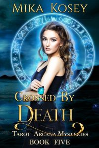 Crossed by Death by Mika Kosey