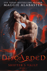 Discarded by Maggie Alabaster