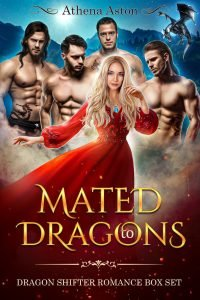 Mated to Dragons by Athena Aston