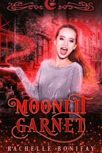 Moonlit Garnet by Rachelle Bonifay