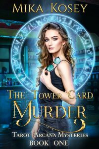 Tower Card Murder by Mika Kosey
