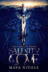 Salinity Cove by Maya Nicole