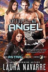 Interstellar Angel by Laura Navarre