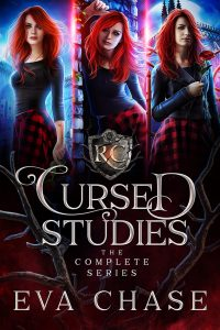 Cursed Studies: The Complete Series by Eva Chase